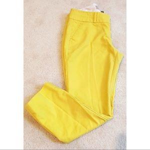 Banana Republic Martin fit  cropped pants