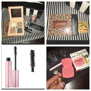 Huge Make up bundle! Sephora, Too Faced, Lorac