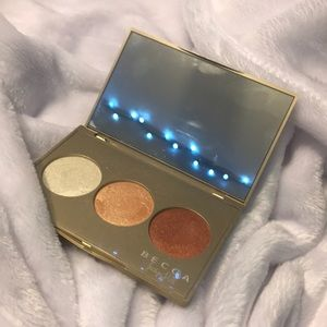 becca // jaclyn hill highlight palette