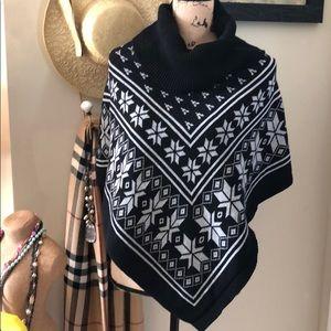 Cherokee poncho