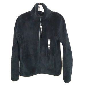 Brand new with tags uniqlo fleece zip up