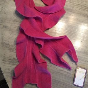 Annaesthetic Merino Wool Scarf - New with Tags
