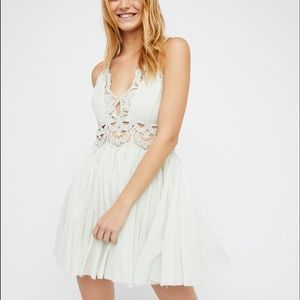 Free People One Coast to Cove mini dress S