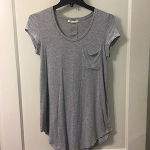 Anthropologie Pocket Tee