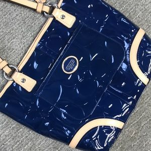 Coach Bags - Authentic Coach Patent Leather Purse