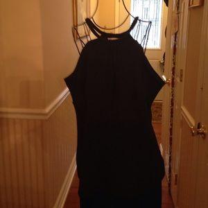 Michael Kors halter top black XL