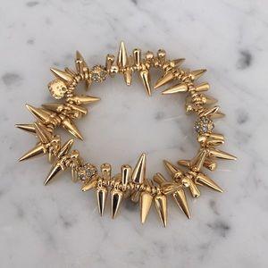 Stella & Dot Renegade Cluster - gold