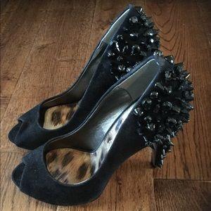 New Sam Edelman Spiked Heel Size 8