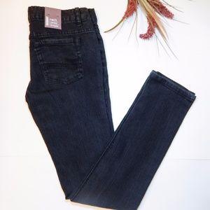 NWT Rue 21 Black Skinny Jeans Size 1-2