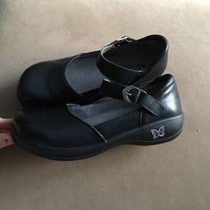 Alegria Slip Resistant Mary Janes