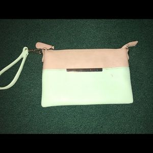 Cute Mint Green Purse/Wallet from Charming Charlie