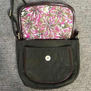 Vera Bradley Bags - Vera Bradley Quilted Cross Body Purse