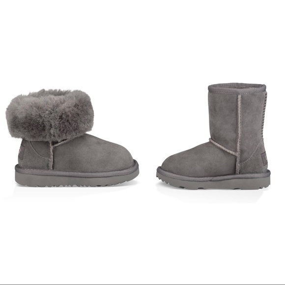 3d6e7bc9db3 Ugg, classic toddler, 5251 grey, samples