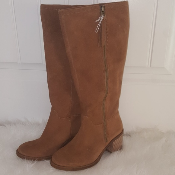 135ff67067c Lucky Brand Shoes - New Lucky Brand Resper suede boots