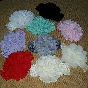Other - Baby Head Bands