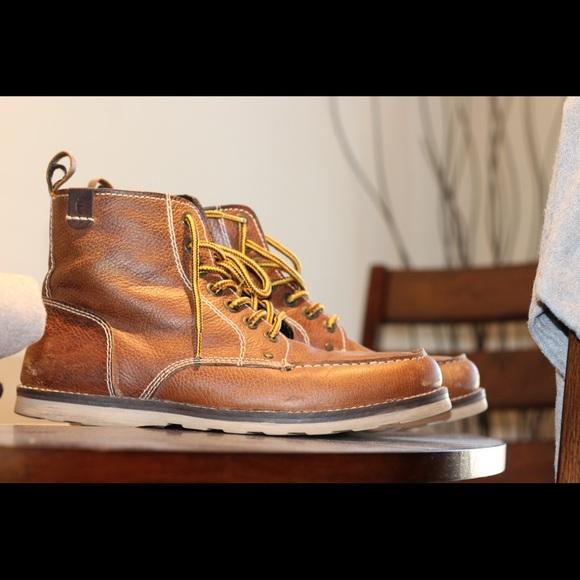 c32f547d7c4 Crevo Buck Men's Boots - Size 10