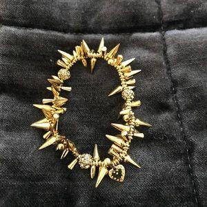 Stella & Dot spike bracelet