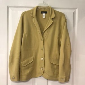Knit Jones New York blazer