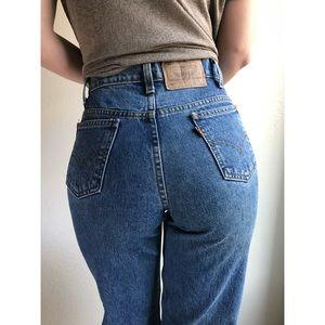 [vintage] Levis 550 orange tab jeans