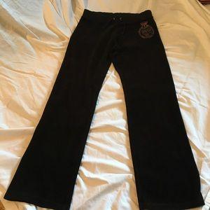 XS Women/XL Girls Juicy track pants