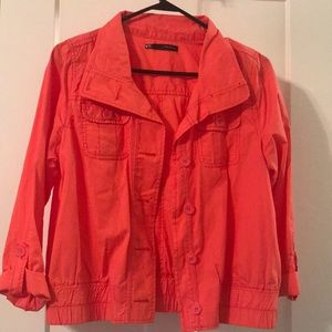 Maurices Coral women's jacket