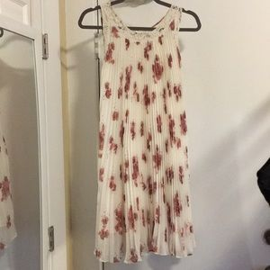Free people accordion dress