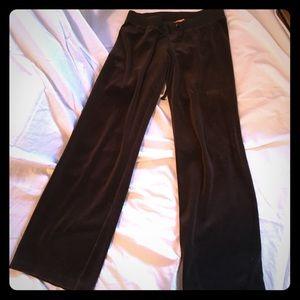 Small Juicy track pants, VGUC