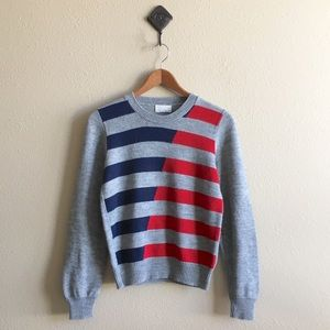 '60s / Nautical Crew Sweater