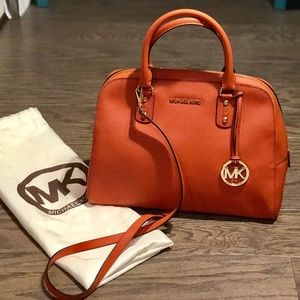 Michael Kors Satchel 🧡