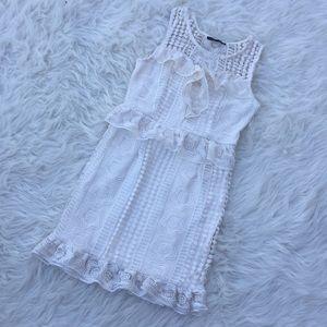 NWT Romeo & Juliet Couture White Dress