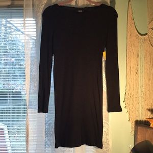 NWT Asos ribbed tunic dress
