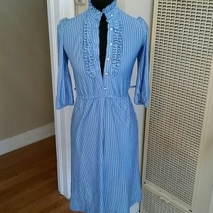 VTG DooDads Blue Midi Dress!♡