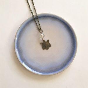 💎 / Kitten Necklace