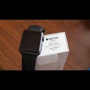 Apple Watch- Series 1- 38MM