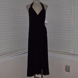 New ELIZA J NEW YORK Little Black Dress NWT [A5]