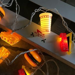 Accessories - authentic IN N OUT Christmas lights
