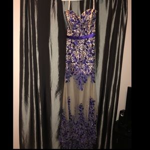 Sherri Hill prom dress ONLY WORN ONCE