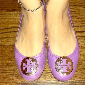 Tory Burch Purple Revas