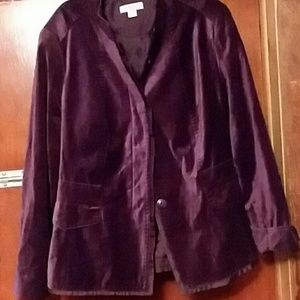 Coldwater Creek Blazer!!