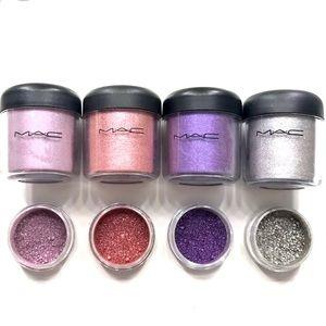 💜SALE MAC Pigment Sample Set Authentic💎RARE💎