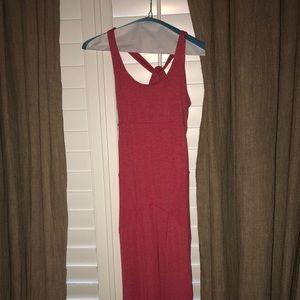 Athleta Maxi dress