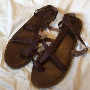 Mossimo Lavania Sandals