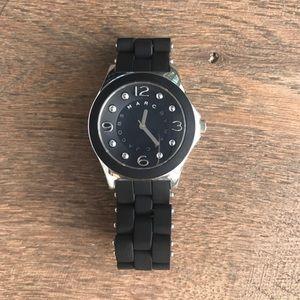 Marc by Marc Jacobs Women's Black Wrist Watch