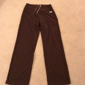 North Face TKA 100 performance fabric pants