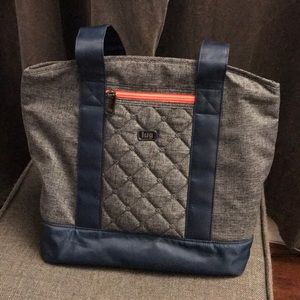 LUG Scooter Tote - lunch bag/ Baby Bag