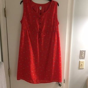 Gap maternity friendly dress