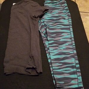 Old Navy Active Capris size Large