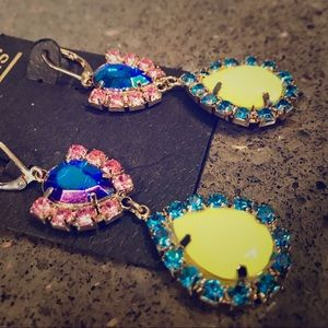 Multicolored Francesca's Earrings