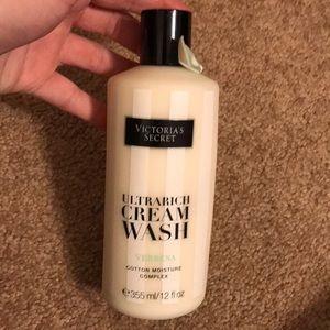 Victoria's Secret cream