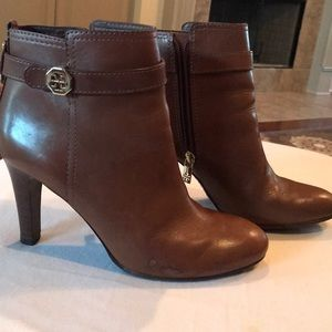 Tory Burch Ankle Booties Size 8 M